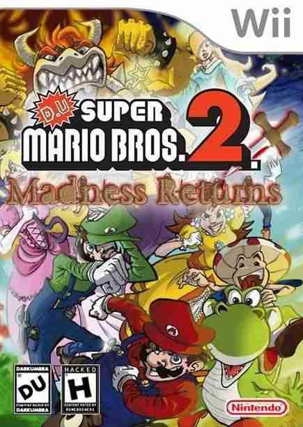 Descargar Super Mario Bros 2 1 D U Madness Returns [MULTI][USA][aceone] por Torrent